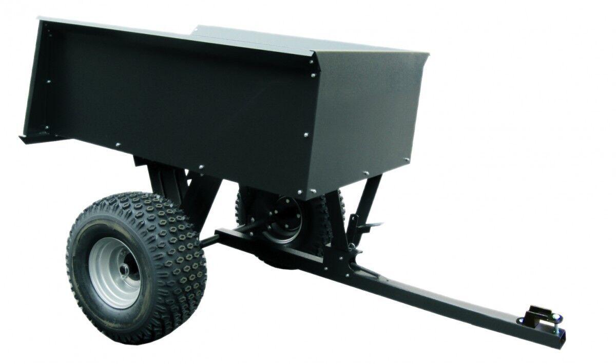 Turfmaster Gartenanhänger Geräteanhänger Stahl f. Geländewagen Nutzlast 680 kg
