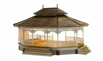 Woodland Scenics BR5035, HO Scale, Grand Gazebo, Built-Up