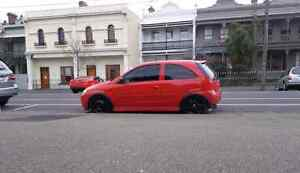 Holden Barina SRi (MY05) 1.8L Sports 4cyl hatch manual daily swap Huntingdale Monash Area Preview