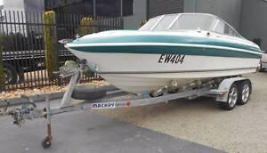 Haines Signature 560 BR Bow Rider Ski/Fishing Boat Port Sorell Latrobe Area Preview