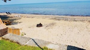 Ipperwash beach cottage for rent near Grand Bend 1