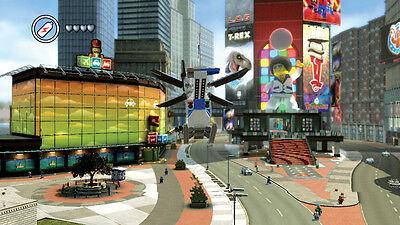 """Erst ab 2004 entstehen starke Lego-Videospiele wie """"City Undercover"""" für Wii U. (c) Nintendo"""