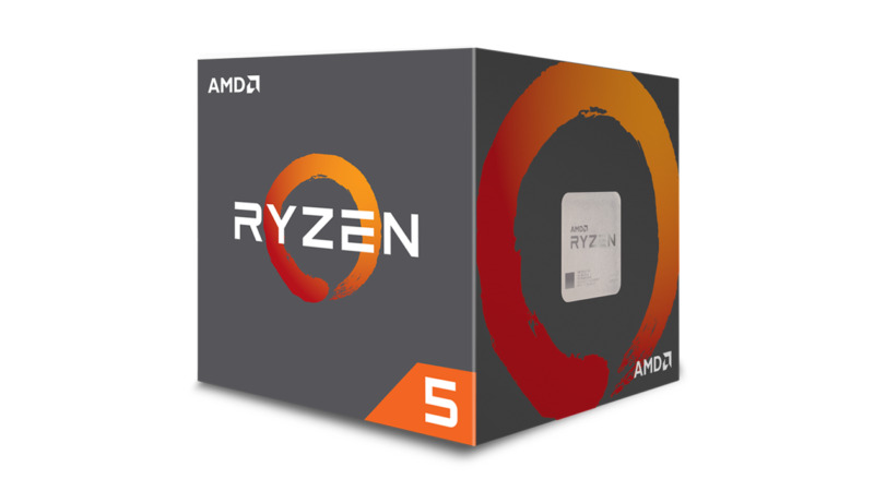 NEW AMD Ryzen 5 1400 Zen 4-Core 3.2GHz Socket AM4 65W Desktop CPU Processor BOX