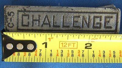 Letterpress Type 4 Pairs 8 Challenge Hempel Style 2-34 Quoins Y24 1