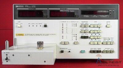 Hp - Agilent - Keysight 4191a Rf Impedance Analyzer 1 To 1000 Mhz