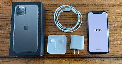 Apple iPhone 11 Pro Space Gray - 256 GB (unlocked) Sim Free