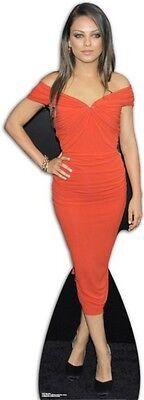 Mila Kunis LIFESIZE CARDBOARD CUTOUT STANDEE STANDUP Actress Hollywood Star Sexy - Hollywood Star Cutouts