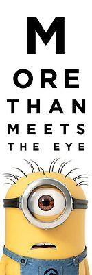 Tür Poster Ich Einfach Unverbesserlich - Minion - More Than Meets The Eye  y154