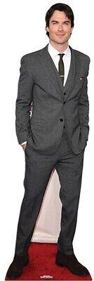 Ian Somerhalder LIFESIZE CARDBOARD CUTOUT STANDEE STANDUP Actor Hollywood Star - Hollywood Star Cutouts