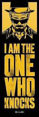 I AM THE ONE WHO KNOCKS Breaking Bad Poster TV series poster PP33183