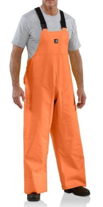 enjoy clearance price fashion designer fashion Carhartt Surrey Waterproof Work Bib Overalls - M L XL 2XL - 100101 - Orange