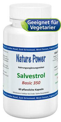 Nature Power Salvestrol Basic 350 60 pflanzliche Kapseln = 36 g