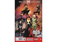 X-Men (Marvel NOW) #1 - 2013