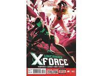 Uncanny X-Force (Marvel NOW) #3 - 2013