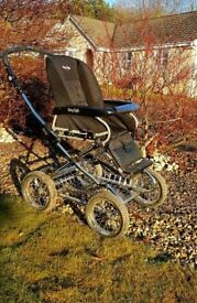 Babystyle Pram, Pushchair and Car Seat