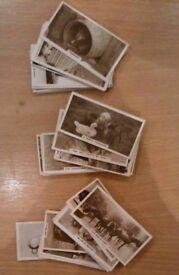 De Reszke cigarette cards
