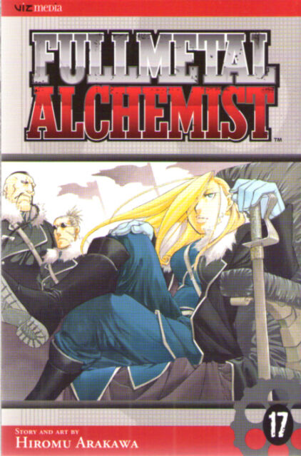 FULL METAL ALCHEMIST Volume 17 Manga NEW
