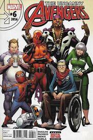 The Uncanny Avengers #6 - 2016