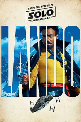 Solo: A Star Wars Story (Lando Teaser) Maxi Poster 61cm x 91.5cm PP34290 - 562