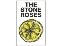 STONE ROSES TICKETS - LEEDS - STANDING TICKETS AVAILABLE FOR BOTH DAYS