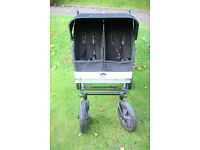 Mountain urban double buggy