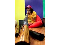 Didgeridoo Circle: 2 hour group session for beginners & beyond. Swansea.
