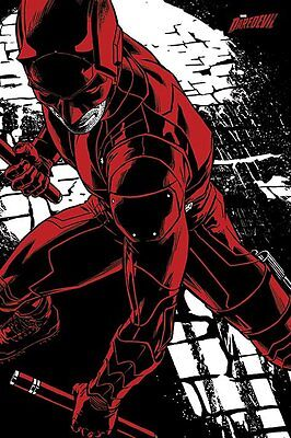 DAREDEVIL TV SERIES (FIGHT) - Maxi Poster 61cm x 91.5cm - PP33871 - 737