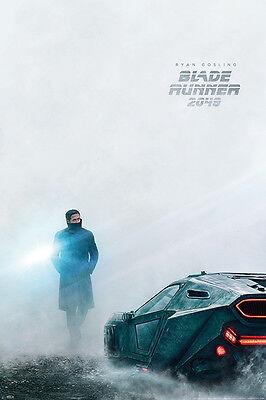 BLADE RUNNER 2049 - MOVIE POSTER / PRINT (RYAN GOSLING TEASER STYLE)