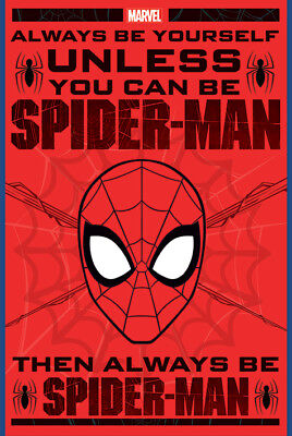 Poster SPIDER-MAN - Always Be Yourself Unless You Can Be 61x91,5cm NEU 59040 SP2