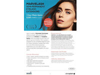 Marvel individual eyelash extension 1-day course