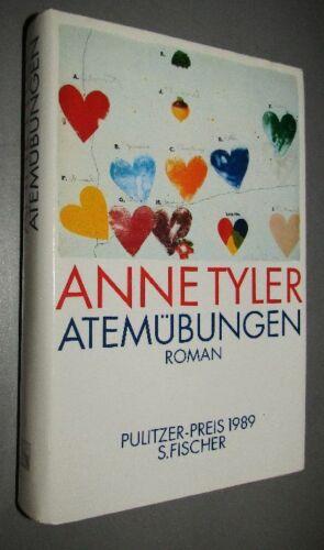 Anne TYLER (* 1941) Atemübungen ROMAN 1989 Pulitzer Preis US- LITERATUR