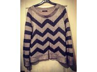 Grey Ladies Jumper - Size 14