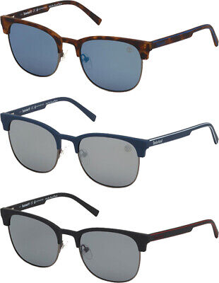 Timberland Earthkeepers Polarized Men's Brow-Line Sunglasses - TB9177