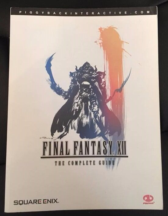 Final fantasy X11 a complete guidein Newcastle, Tyne and WearGumtree - Final fantasy X11 a complete guide A Paperback in good condition
