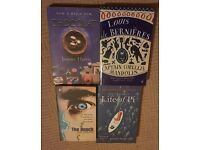 4 books (of films)