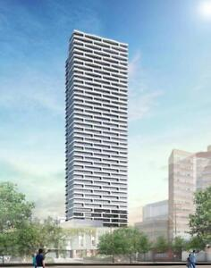 Axis Condo Assignment 411 Church St | 2Bed 1W multi unit 楼花转让