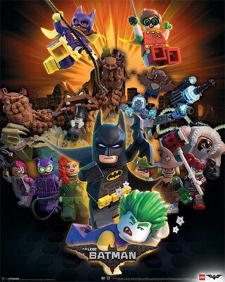 Lego Batman Movie Poster 40x50cm - MPP50688