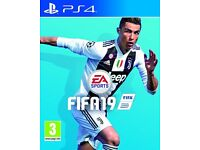 FIFA 19 STANDARD EDITION & FIFA 19 CHAMPIONS EDITIONS FOR PS4 BRAND NEW & SEALED FORSALE