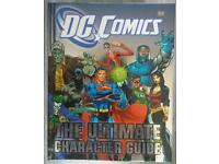 The ultimate DC comic character guide