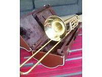 Yamaha Bass Trombone YBL-322