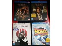 Blu Ray Bundle brand new and sealed