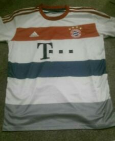 Bayern Munich shirt