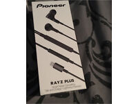 Pioneer Headphones Ray Z plus