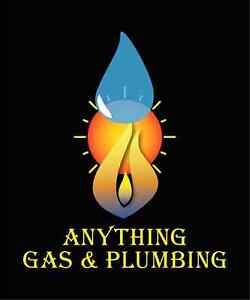 PLUMBER                  Anything Gas and Plumbing Queanbeyan Queanbeyan Area Preview