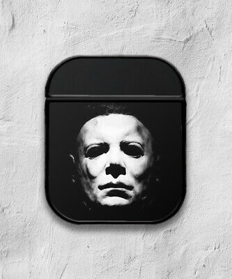 Halloween 1 Cover (Halloween Michael Myers case for AirPods 1 or 2 protective cover)