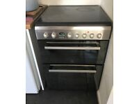 Indesit Oven quite new but selling as moving