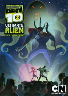 BEN 10: ULTIMATE ALIEN - ULTIMATE ENDING NEW DVD for sale  Shipping to India