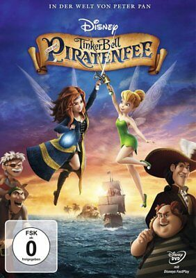 TinkerBell und die Piratenfee - Walt Disney - - Tinkerbell Fee Pirate