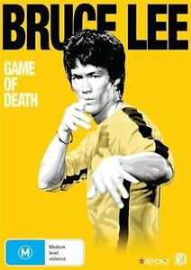 Game-Of-Death-Bruce-Lee-DVD-2015-Brand-new