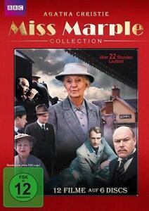 Miss Marple Collection, 6 DVD alle Miss Marple Romane 22Stunden Hörgenuss Top!